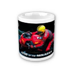 Joey Dunlop King Of The Mountian Mug